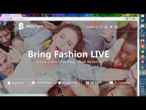 Bigo Live For PC