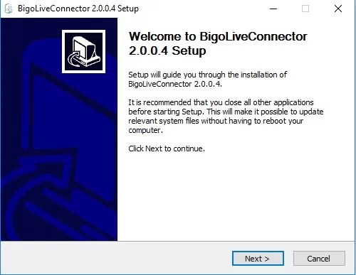 Bigo Live Connector Download