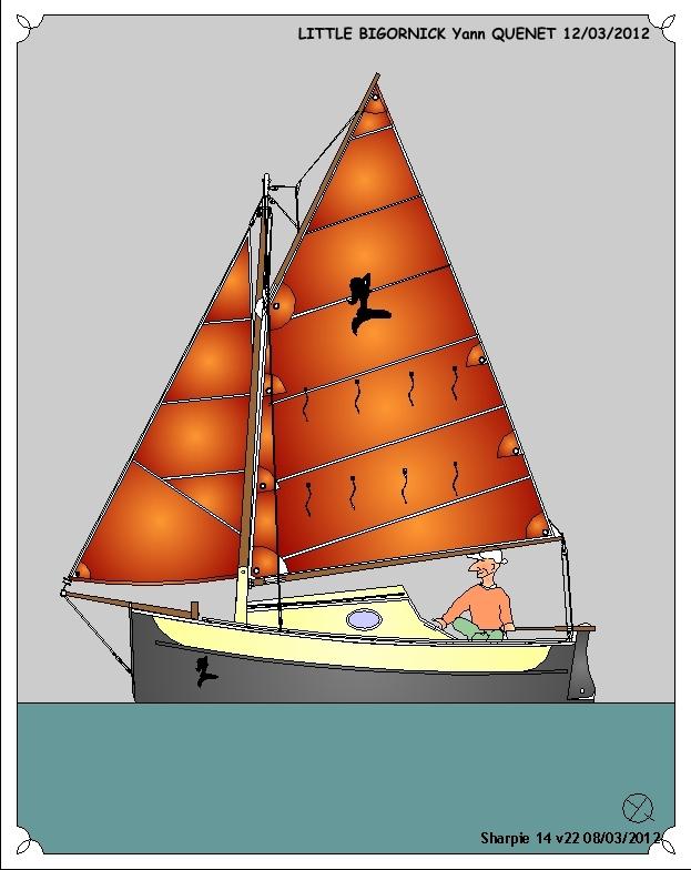 Progetti barca a vela gratis barche autocostruite for Disegnare piani di costruzione online gratuitamente