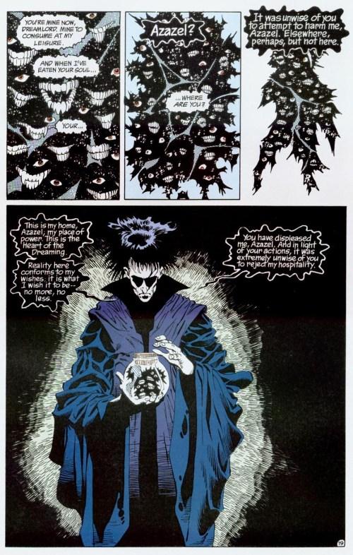Azazel with tail X-Men First Class – BIG OTHER