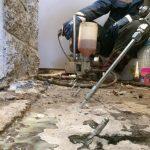 Гидроизоляция рабочих швов бетонирования инъектированием