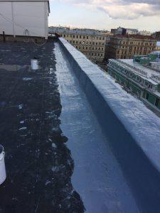 мастичная кровля Санкт-Петербург