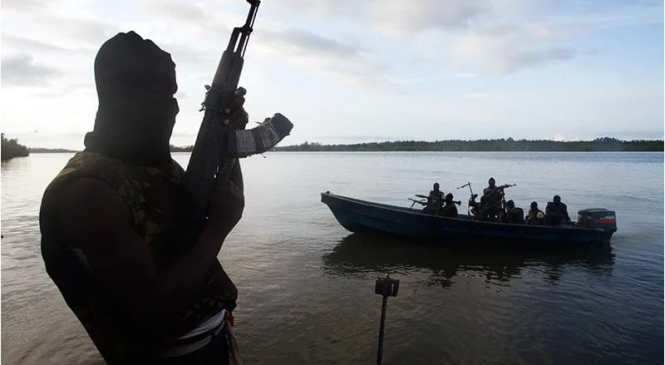 Military Invade Bayelsa Community Over Militants' Killing Of Four Soldiers, Civilian
