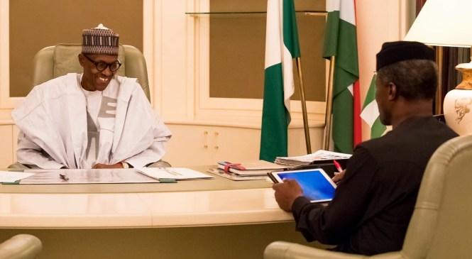 BREAKING! Buhari Shows Commitment To N'Delta Development, Signs Into Law FUPRE's Bill
