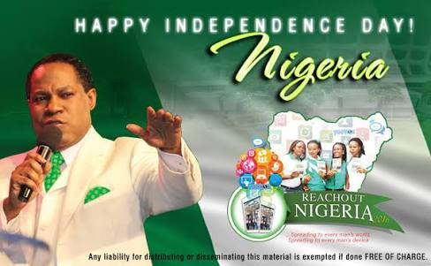 Nigeria@57: We Are Reaching Out To All Nigerians Including Our Political Class – Christ Embassy