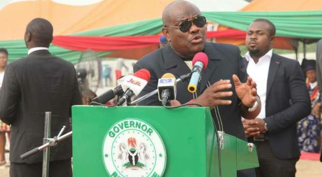Buhari's APC 'll Continue To Fail Until They Apologise For Executing Evil Against Rivers – Wike