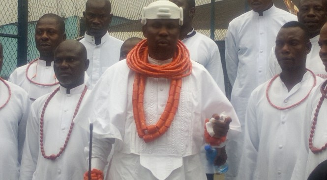Tompolo's Monarch Returns To Domain After Week-long Cleansing, Spiritual Fortification Exercise