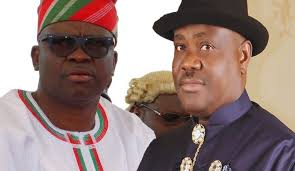 THE PDP NATIONAL ELECTIVE CONVENTION, 2017: THUMBS UP TO WIKE AND FAYOSE!