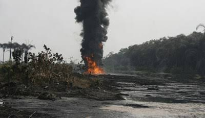 NGPTC Pipeline Shutdown In Delta Over Gas Explosion