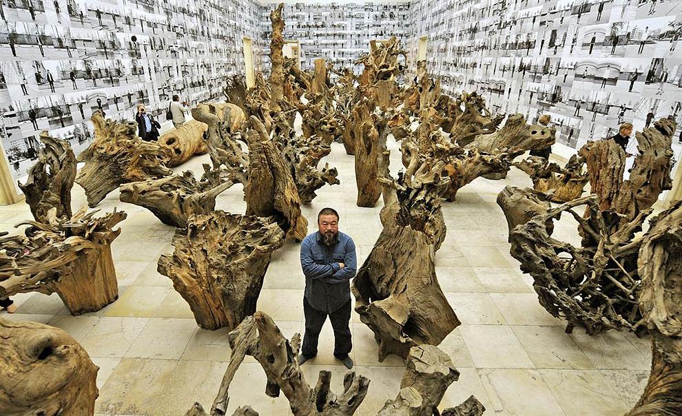 weiwei08 Китайский художник Ай Вэйвэй и его деятельность