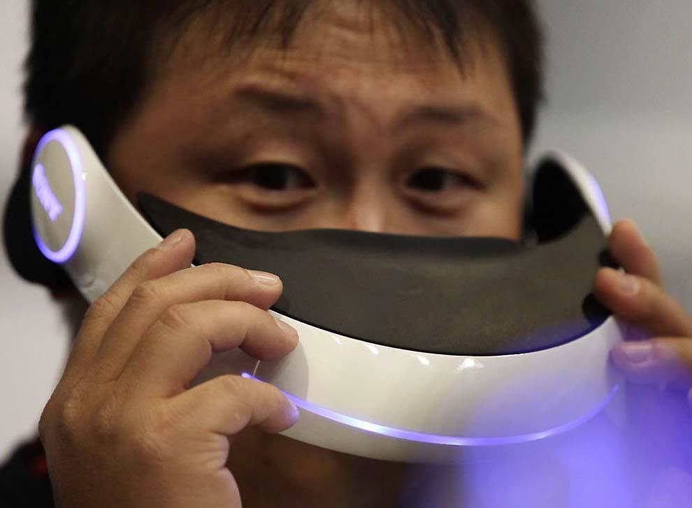 CES gadget08 Международная выставка CES 2011
