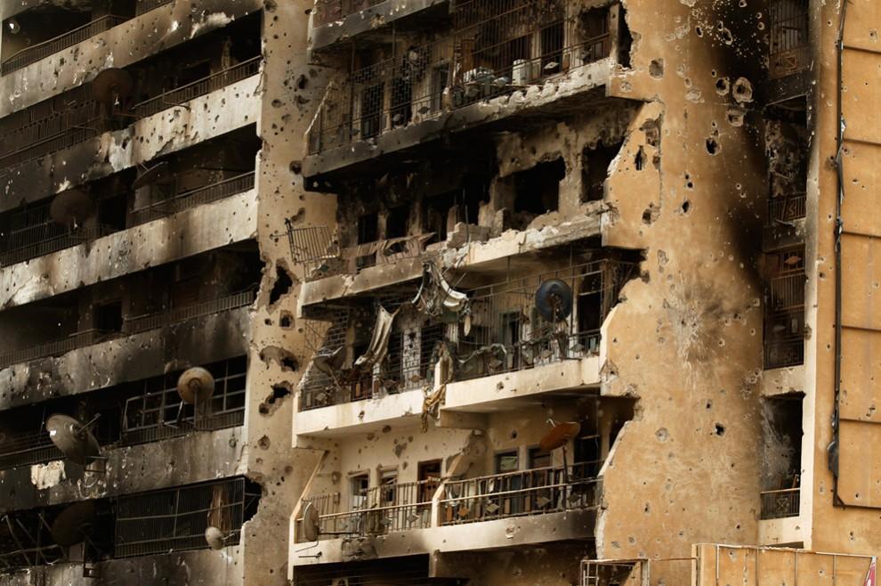 2593 990x658 Три месяца войны в Ливии