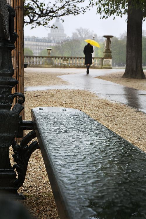 0047 Париж под дождем. Фотограф Кристоф Жакро