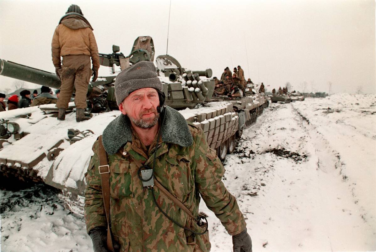 12756792 Первая Чеченская война в фотографиях Александра Неменова