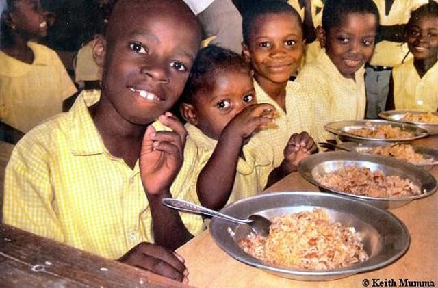 1832 Школьные обеды в разных странах мира