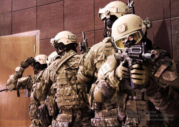 spetsnaz08 Как выглядит спецназ в разных странах