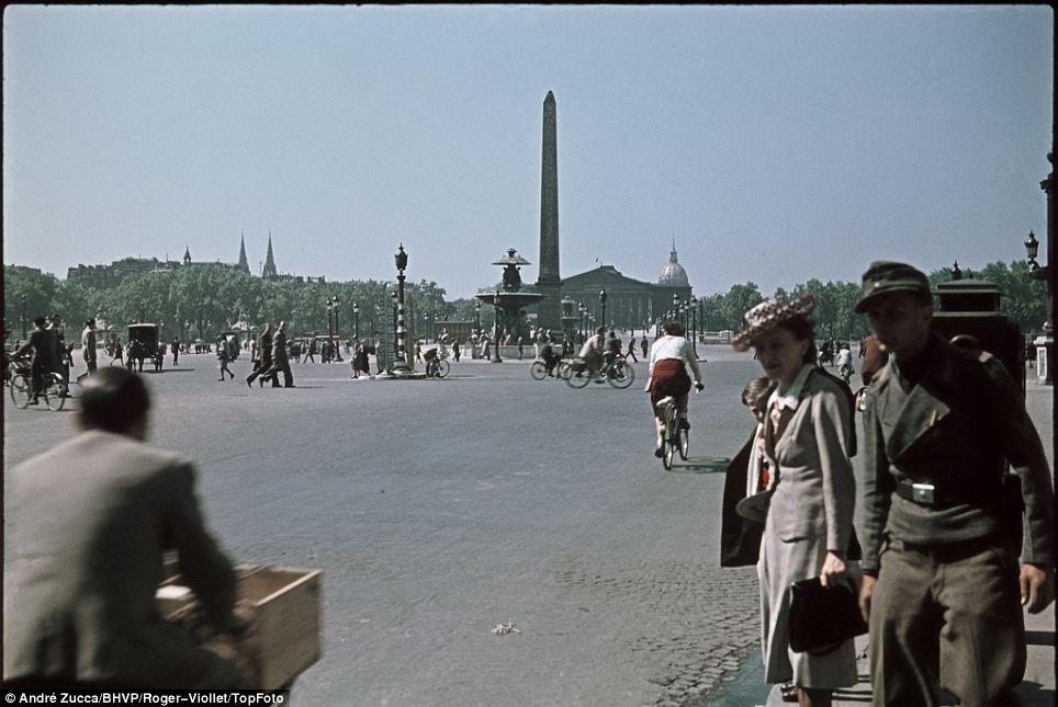 Nazioccupation29 Париж во время фашистской оккупации