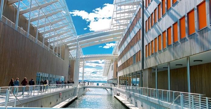 Итальянский архитектор Ренцо Пиано (4). Золотой фонд мировой архитектуры