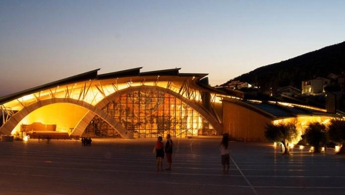 Итальянский архитектор Ренцо Пиано (8). Золотой фонд мировой архитектуры
