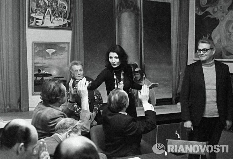 Редкие фотографии советских знаменитостей, которые вы не видели