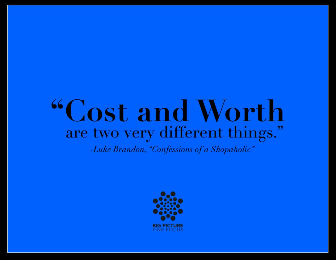 Cost&Worth