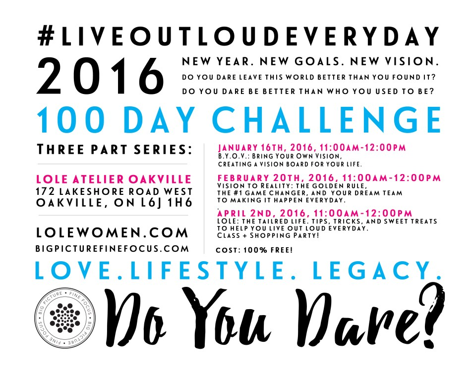 LOLE 100 Day Challenge
