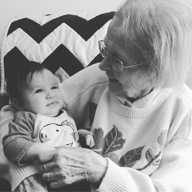 Dear Great Grandma Janice I love you Love Houston