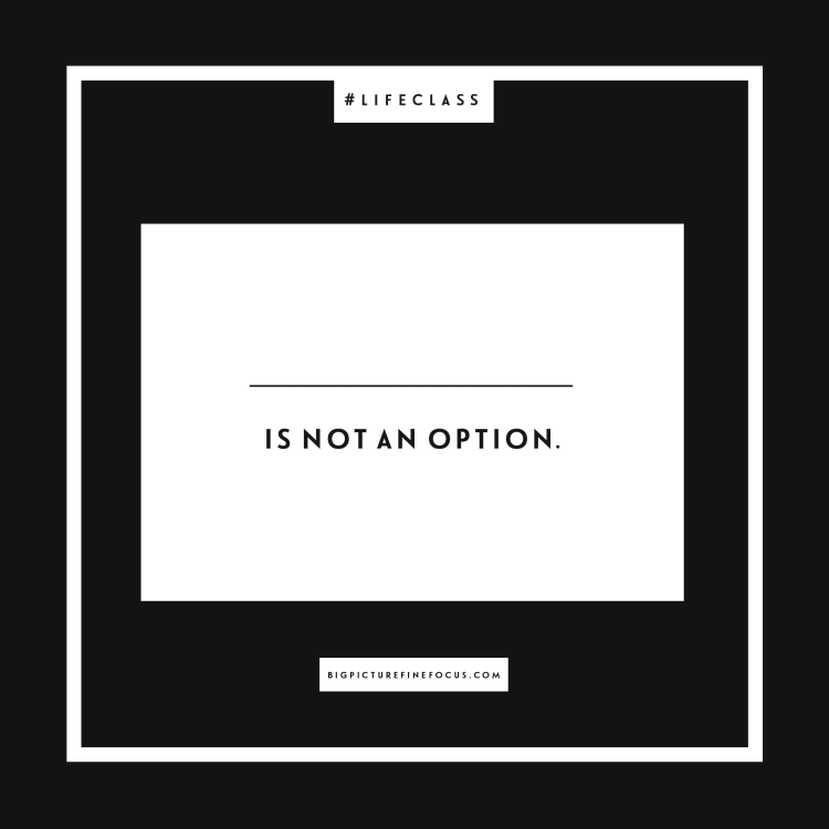 ___-is-not-an-option