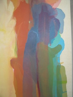 Helen Frankenthaler - Color Field, Abstract Expressionism