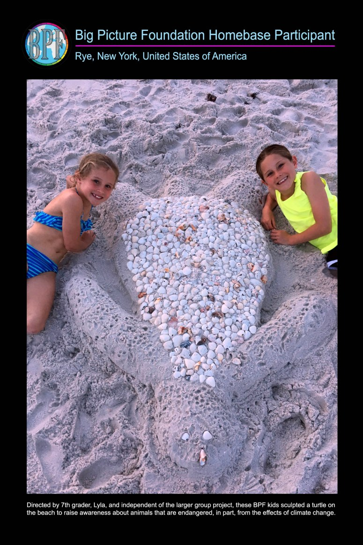 Lyla's Beach project