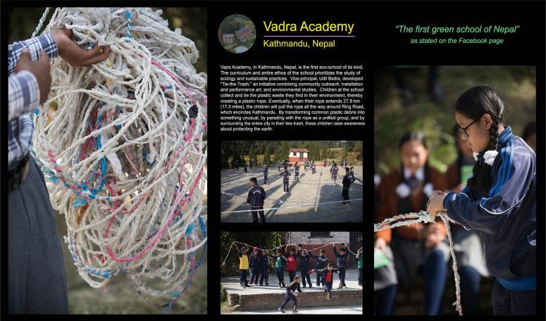 Vadra Academy climate change awareness