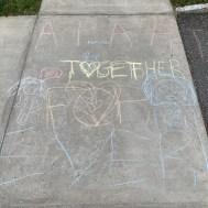 Sally _ Mari chalk art 2 - 04-10-20 - Sally Moerschen
