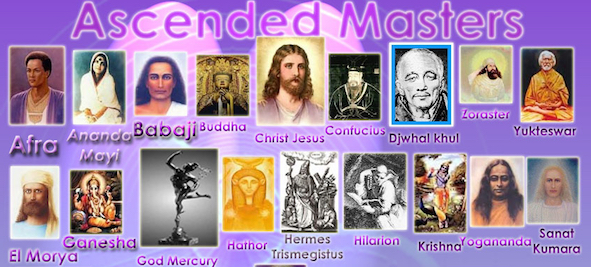 What Are True Ascended Masters? - Big Picture Questions