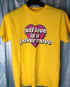 self-love-is-a-power-move-yellow-shirt