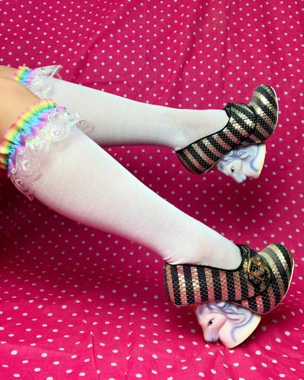 pastel-rainbow-iridescent-white-knee-high-socks copy
