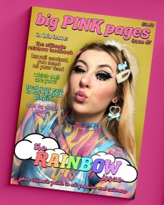 big-pink-pages-alternative-fashion-magazine-kawaii-rainbow-issue