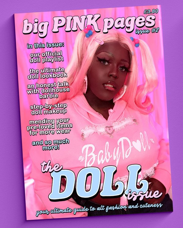 big-pink-pages-alternative-fashion-magazine-kawaii-barbie-doll-issue