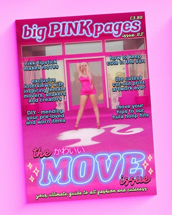 big-pink-pages-issue-3-nikki-lipstick