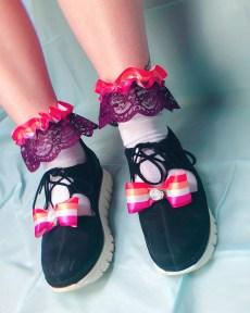 lesbian-flag-pride-frilly-socks-orange-purple-white