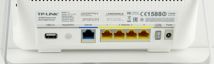 TP-LINK AC1900 Gigabit Router Archer C9 Setup Guide - UFB
