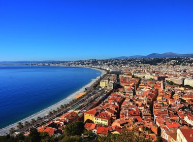 Nice in the south of France is one of the new Sea Lifts pick-ups