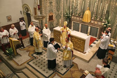 UK Anglican Ordinariate Liturgy