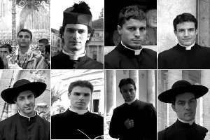 Handsome Priests Wide Pic