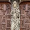 Statue of Queen Isabel of Spain