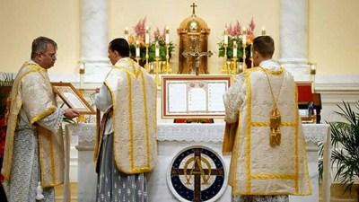 St Anns Charlotte North Carolina Traditional Latin Mass Sacred Architecture