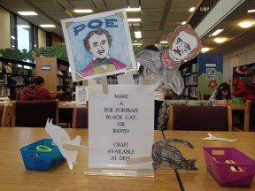 Poe Craft in Youth Services