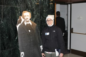 Ayah Dagher with Poe