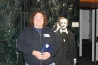 Bradley Jones with Poe