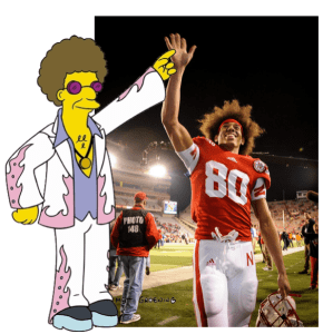 Disco Stu and Kenny Belll