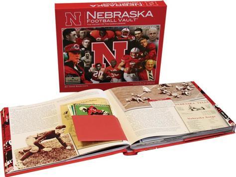 University of Nebraska Football Vault